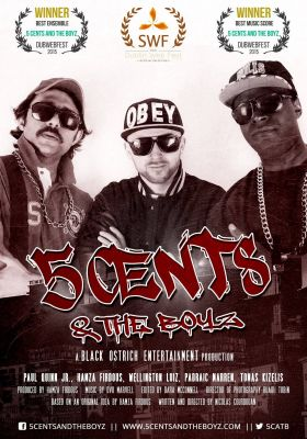 5 Cents and the Boyz Taster