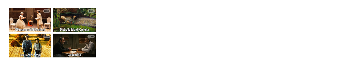 Dalla Divina Commedia agli Avengers, da Fellini a Harry Potter. Parlano anche di te.