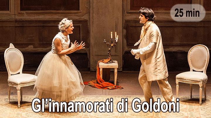 Gl'innamorati di Goldoni