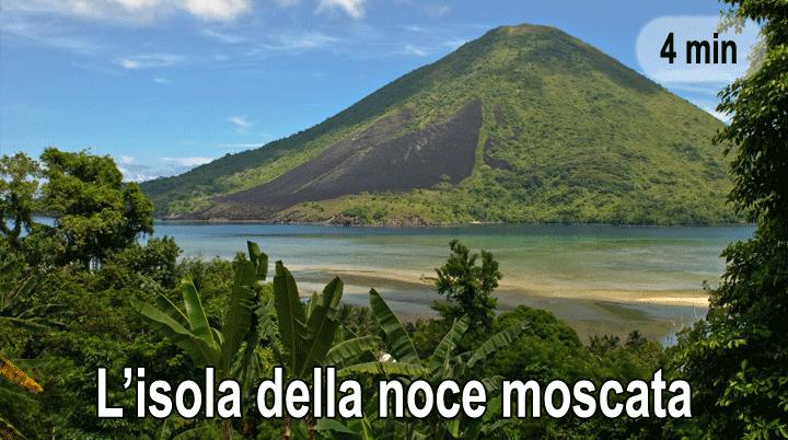L'isola della noce moscata