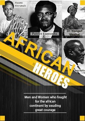 Watch African Historical figures -Yebo