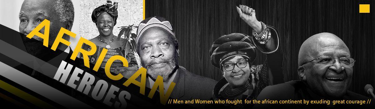 Watch African Historical figures -Yebo