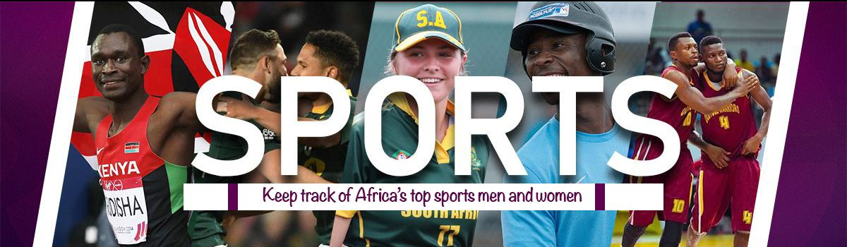 The greatest Sportsmen in Africa Here!