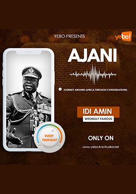 Ajani Podcast Amin