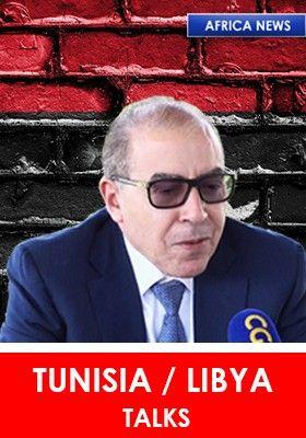 TUNISIA LIBYA TALKS