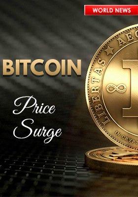 VARIOUS BITCOIN PRICE SURGE