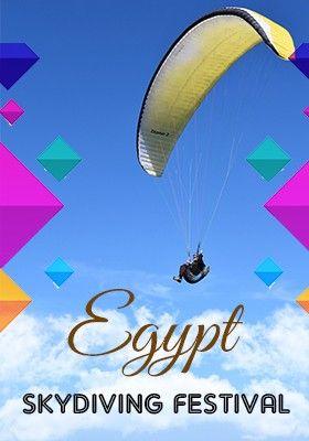 EGYPT SKY DIVING