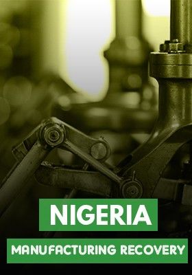 NIGERIA MANUFACTURING RECOVERY