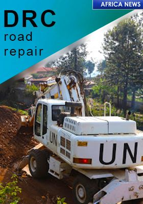DRC ROAD REPAIR