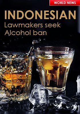 INDONESIA ALCOHOL BAN