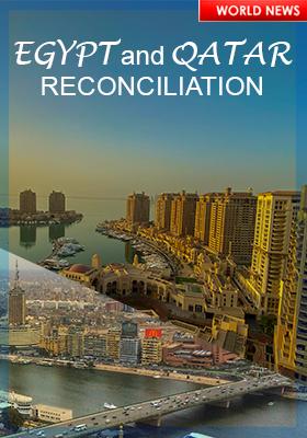 EGYPT AND QATAR RECONCILIATION