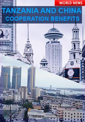 TANZANIA AND CHINA COOPERATION