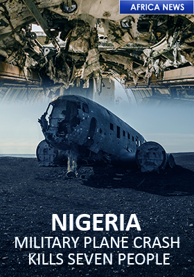 NIGERIA PLANE CRUSH