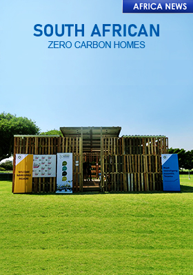 SOUTH AFRICA DESIGNED CARBON NEUTRAL HOMES