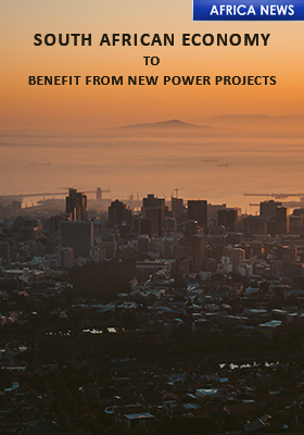 SOUTH AFRICA NEW POWER PROJECT