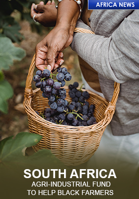 SOUTH AFRICA BLACK FARMERS FUND