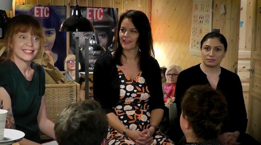 Cafésamtal: Radikal feminism i vår tid