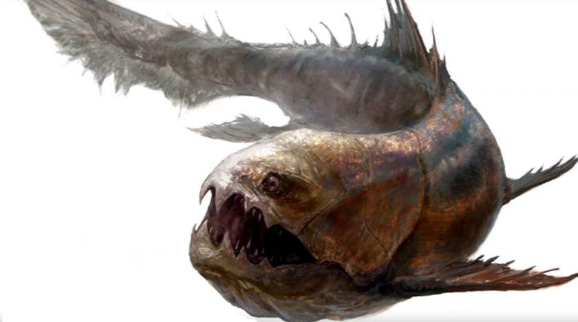 15 Terrifying Prehistoric Creatures