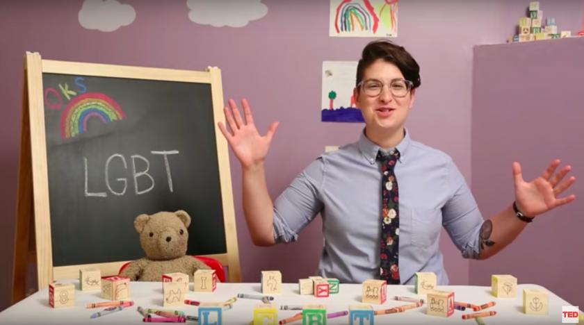 """""""Därför undervisar jag barn om genus och sexualitet"""""""