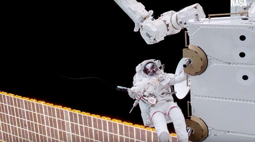 Astronauten Chris Hadfield avslöjar myter om rymden