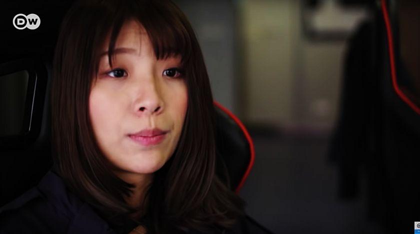 Tough play: Kinas kvinnliga spelproffs