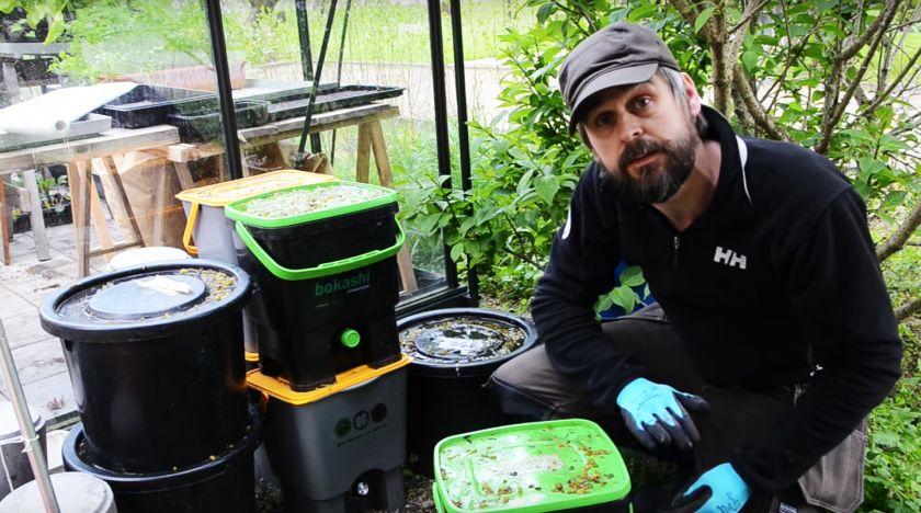 Bokashi – kompostera ditt matavfall