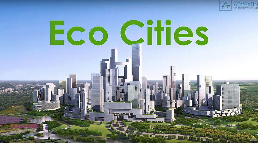 Världens mest ekovänliga städer