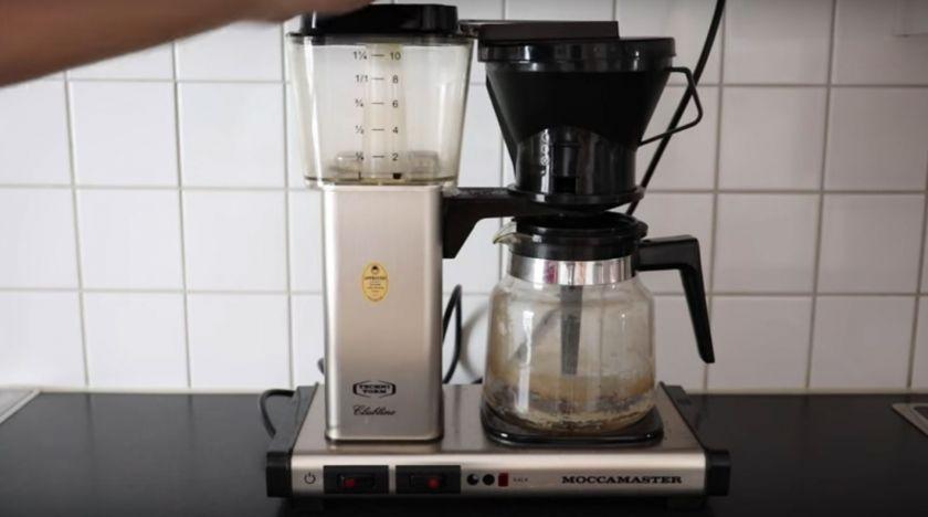 Rengör kaffebryggaren! (såhär gör du)