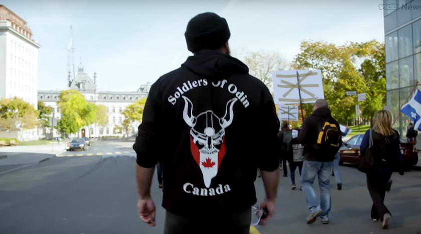 The Soldiers of Odin