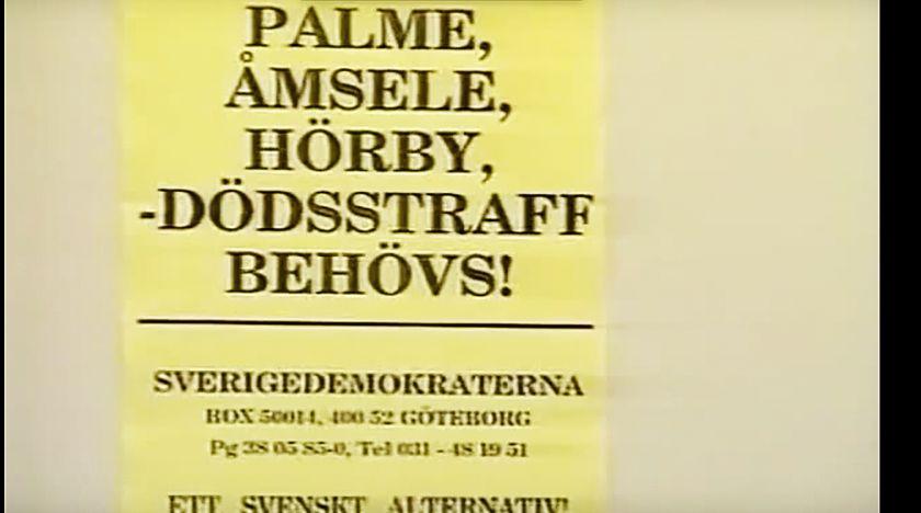 SD:s partiprogram 1989
