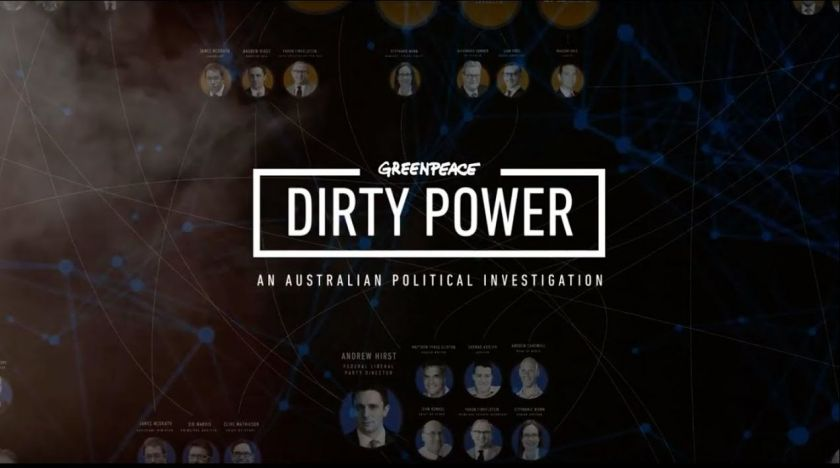 Dirty Power: Big Coal's network of influence