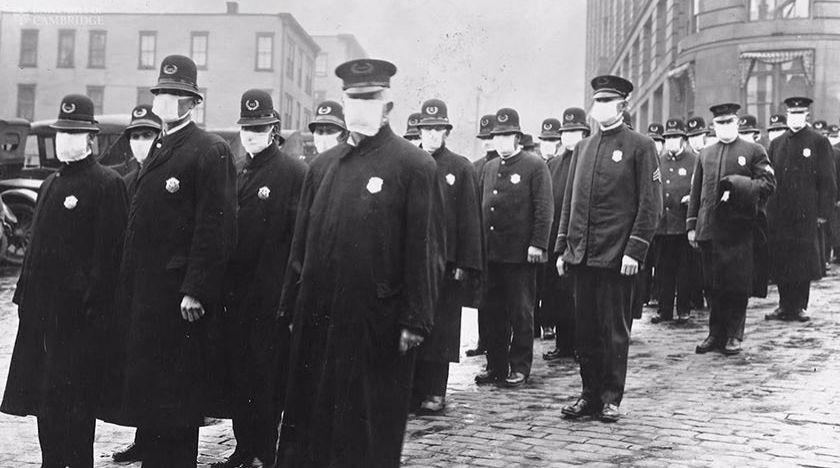 Spanska sjukan: en varning från historien
