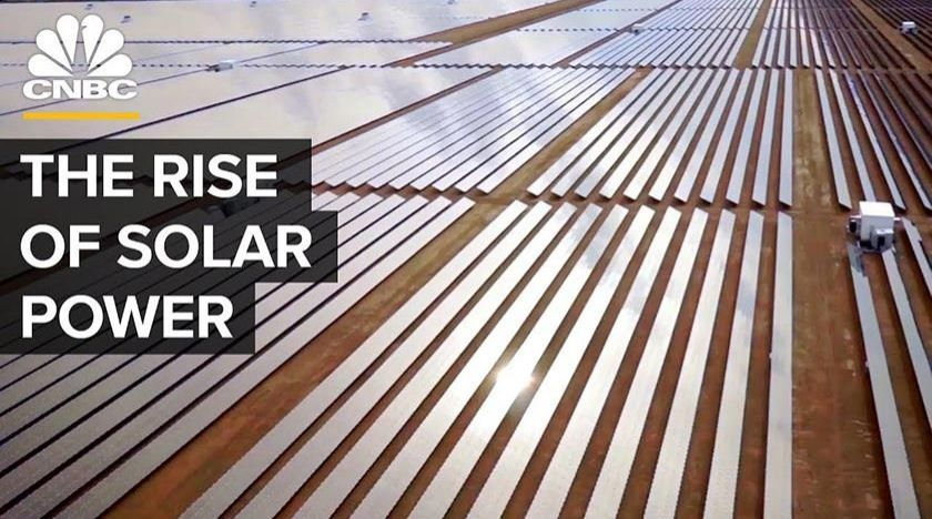 The Rise of Solar Power