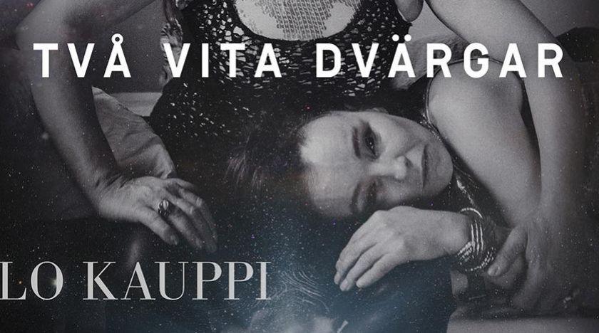 Lo Kauppi  - Författare till Två vita dvärgar