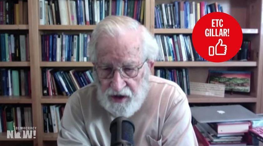 Noam Chomsky samtalar med Amy Goodman