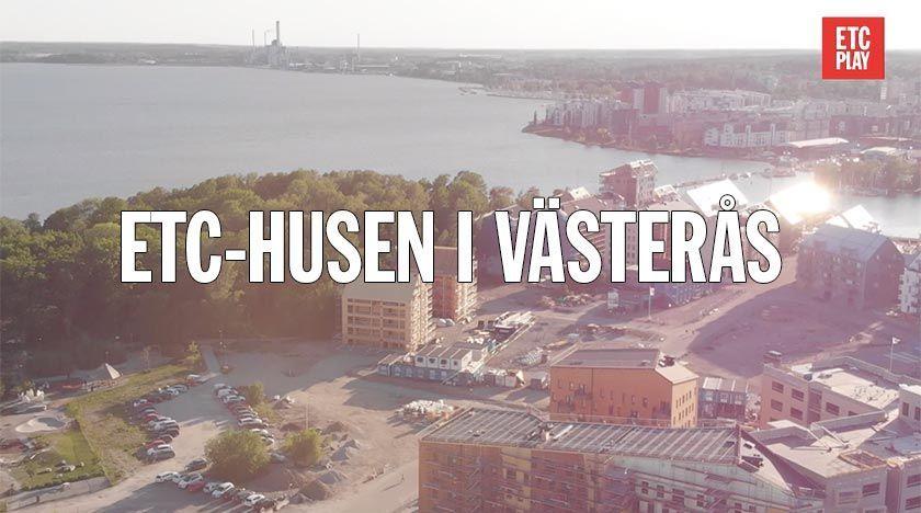 ETC-husen i Västerås
