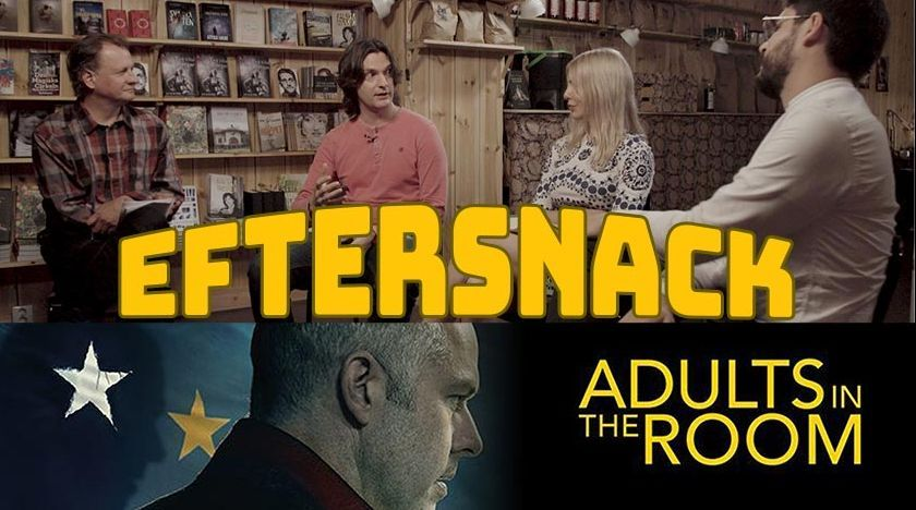Adults in the Room - Eftersnacket