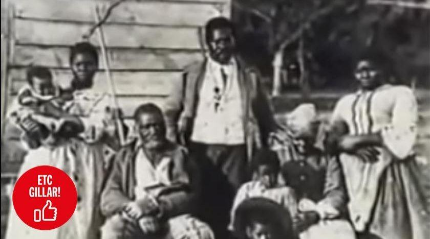 Före detta slavar pratar om slaveriet i USA