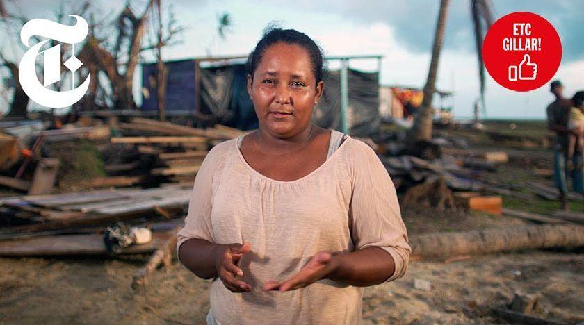 Hur klimatförändringarna har drabbat en stad i Nicaragua