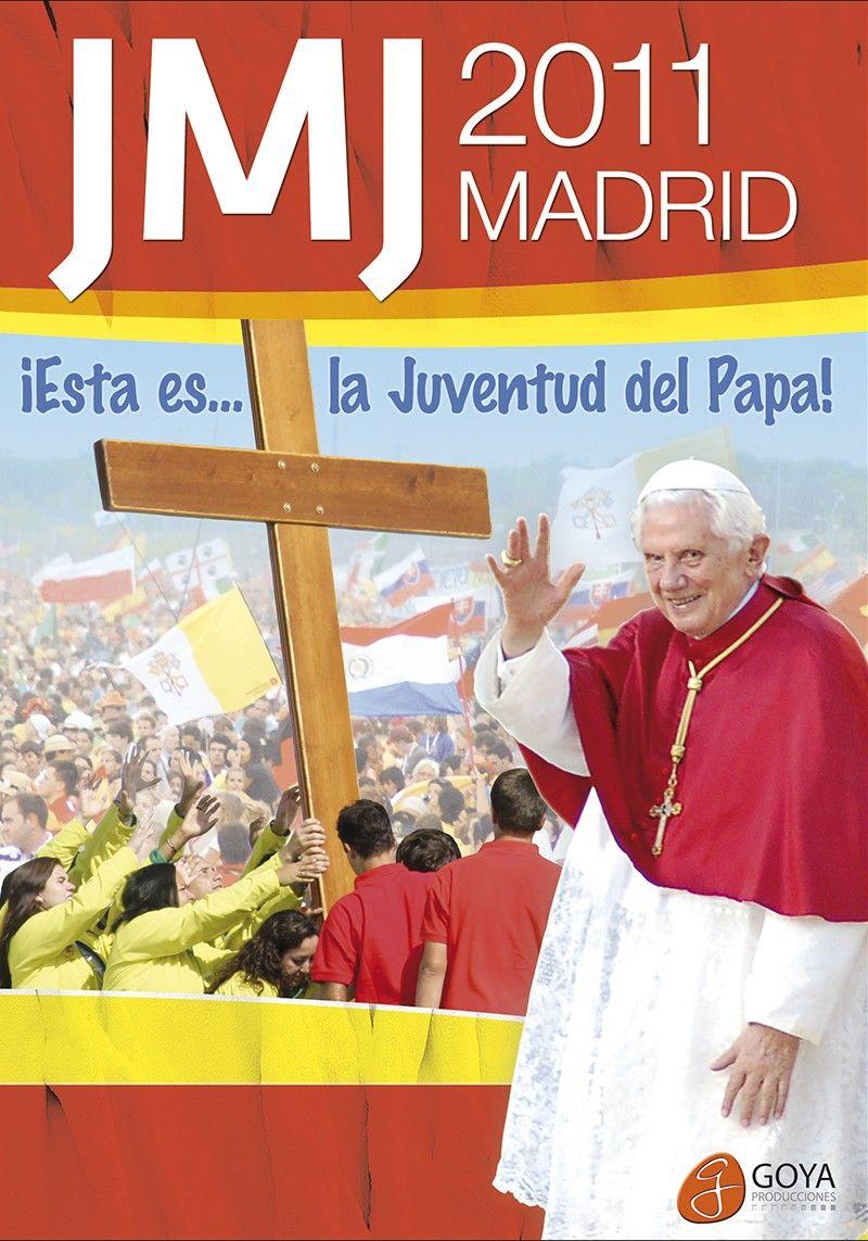 JMJ Madrid 2011. Esta es la juventud del Papa