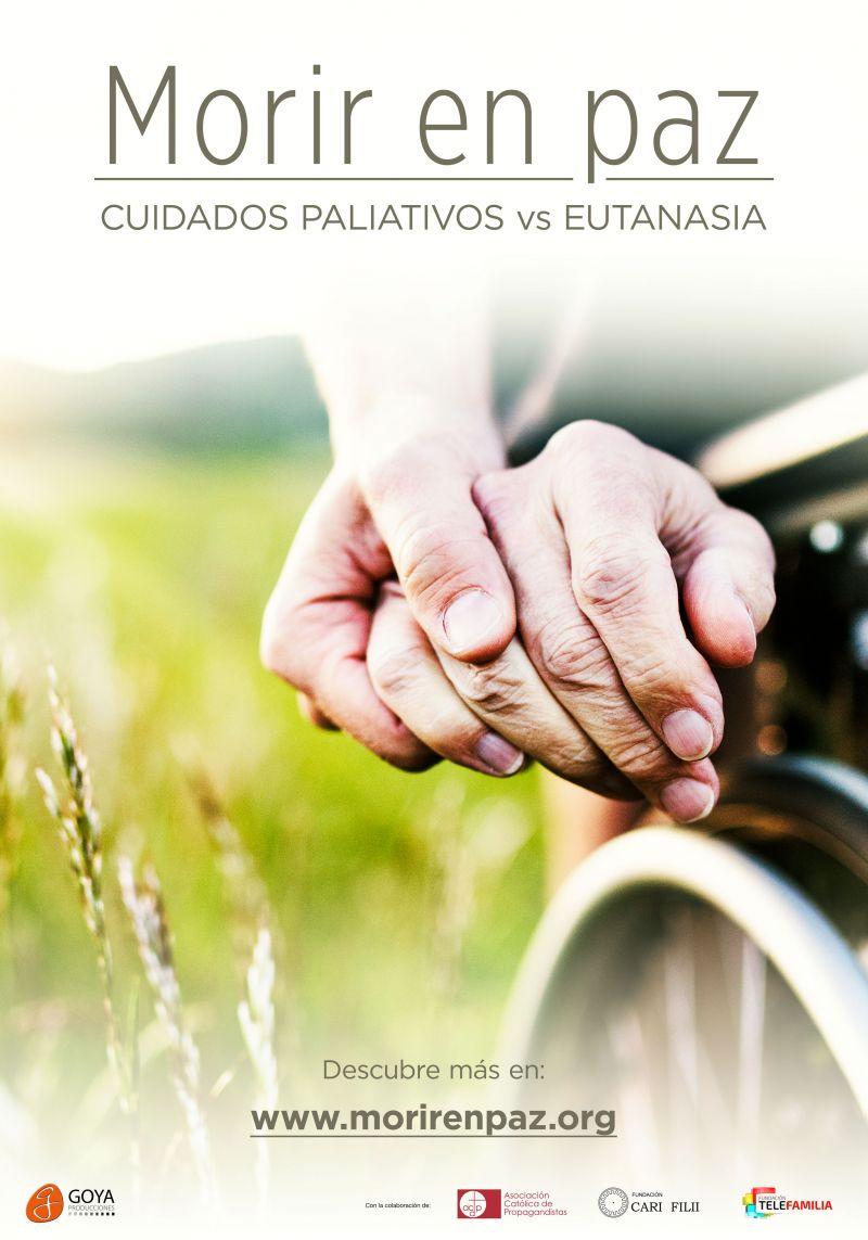 Morir en Paz - Cuidados paliativos vs Eutanasia
