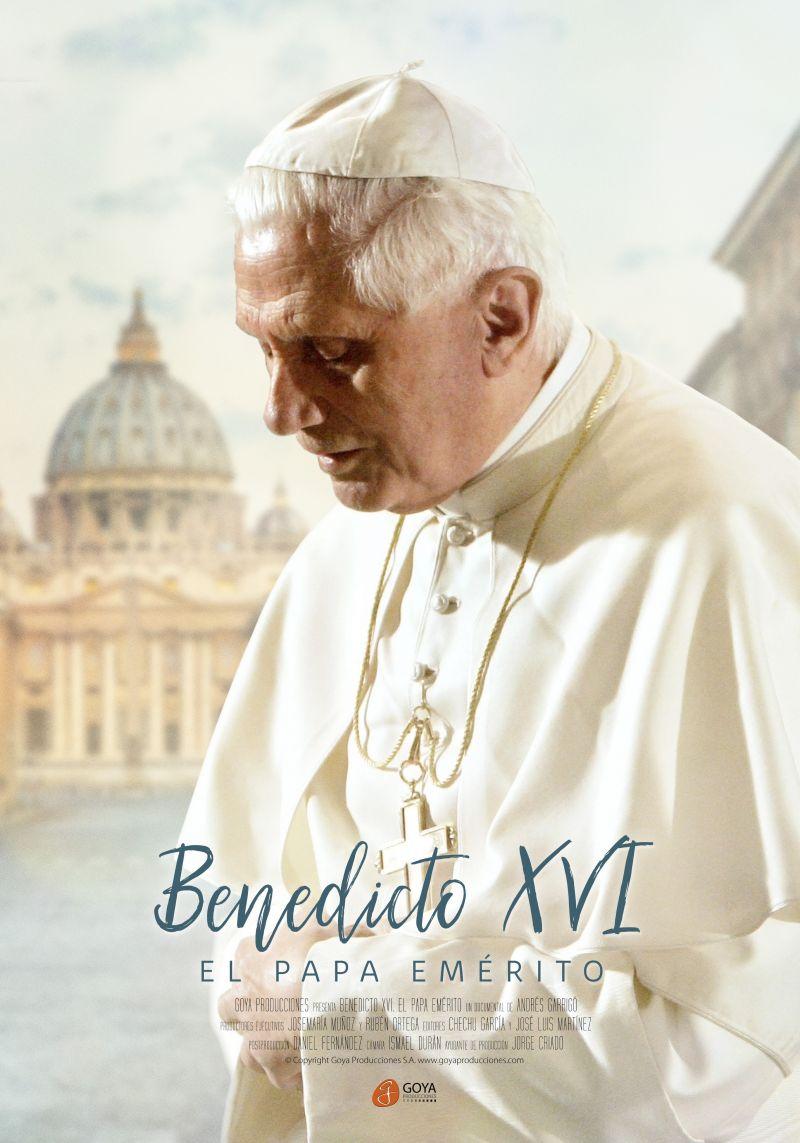 Benedicto XVI, el Papa Emérito