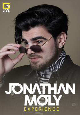 JONATHAN MOLY EXPERIENCE - VOD