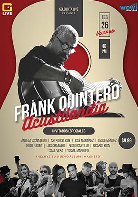 Frank Quintero - Acustilandia