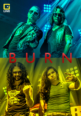 BURN - ALL ACCESS