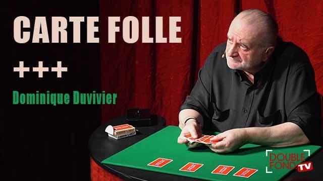 Carte Folle +++