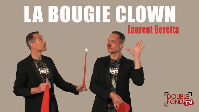 La bougie clown