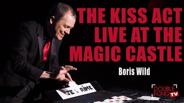The Kiss act live au  Magic Castle