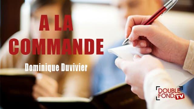 A la commande Duvivier