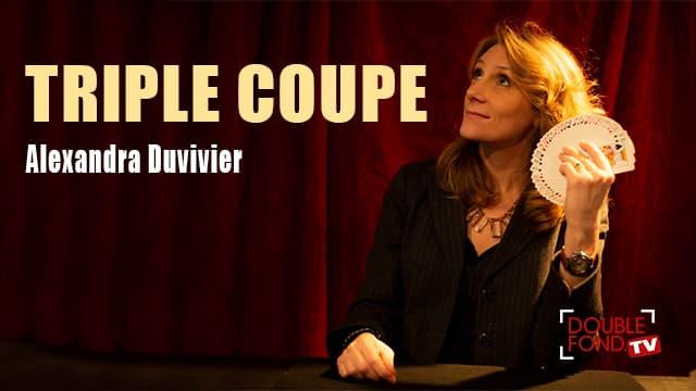 Triple coupe